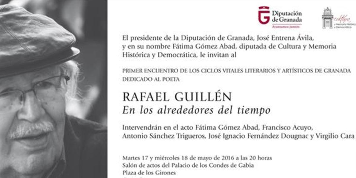 La Diputación inicia el primer encuentro de los Ciclos vitales literarios y artísticos