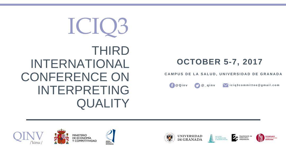 Entorno Gráfico Patrocina el ICIQ3