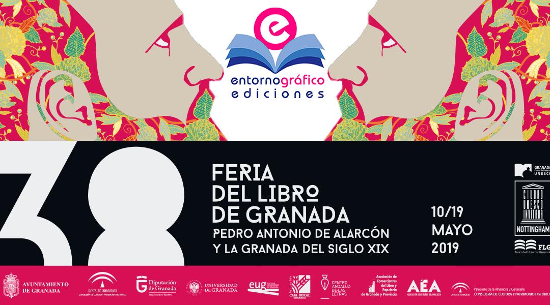 Editorial Entorno Gráfico estará en la Feria del Libro 2019